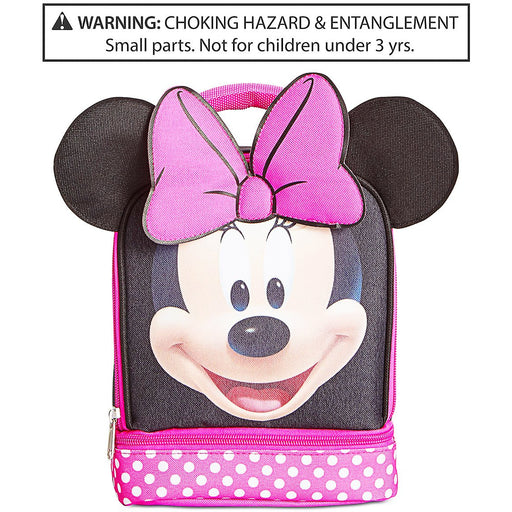 Disney Minnie Mouse Lunch Bag - jenzys.com