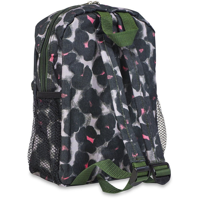 Jenzys Abstract Floral Mini Backpack - jenzys.com