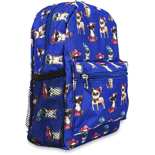 Jenzys Cute Dog Mini Backpack - jenzys.com