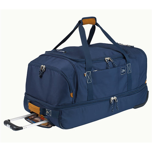 Skyway Widbey Navy Rolling Duffle Bag - jenzys.com