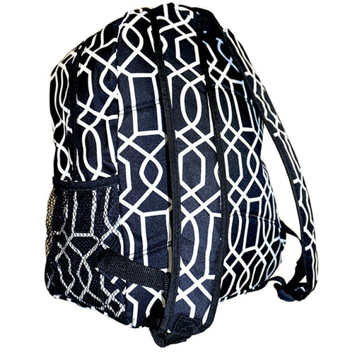 Ever Moda Geometric Backpack - jenzys.com
