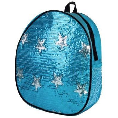 Stars Sequin Mini Backpack - jenzys.com