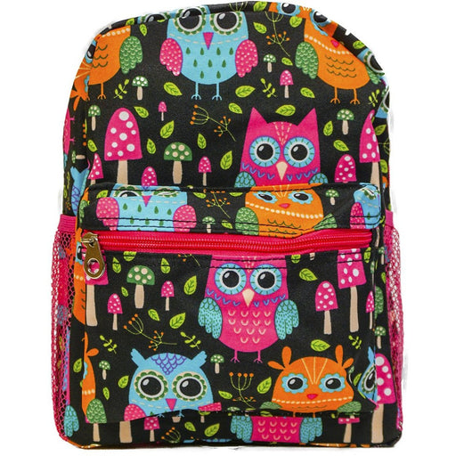 Owl Toddler Backpack