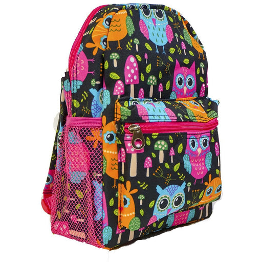 Owl Toddler Backpack - jenzys.com