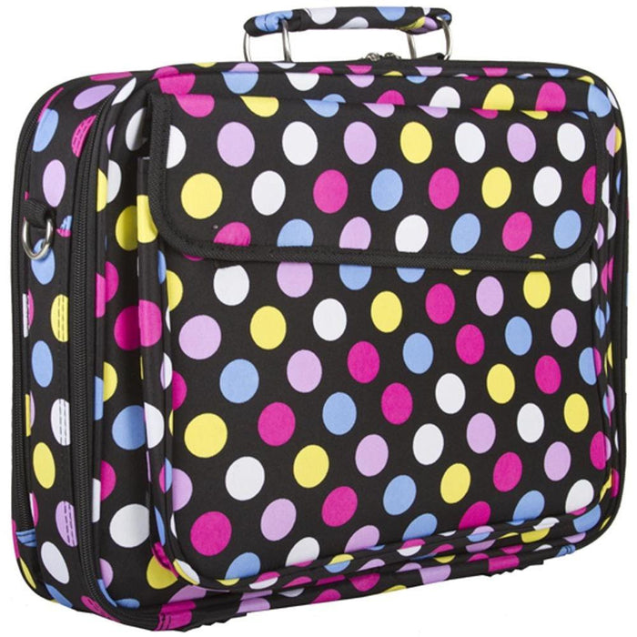 Polka Dot Laptop Case - jenzys.com