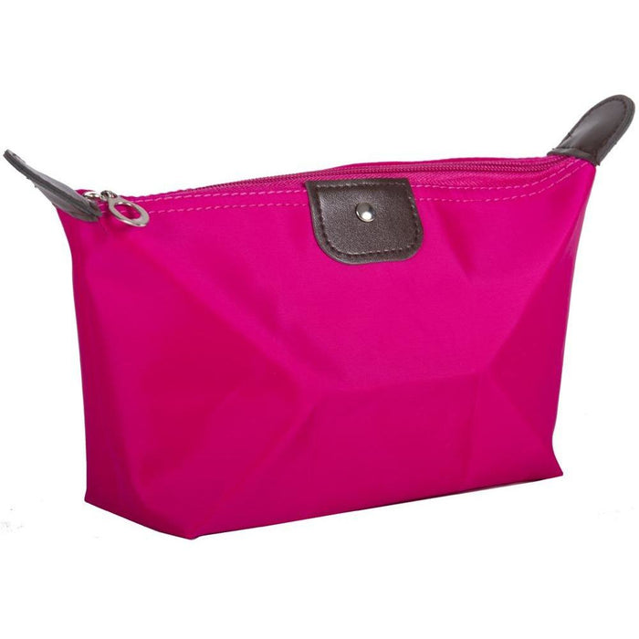 Nylon Waterproof Cosmetic Makeup Bag - jenzys.com