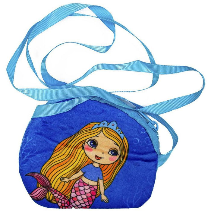 Mermaid Princess Coin Purse - jenzys.com