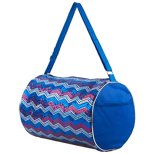 Lil Princess Sequin Chevron Dance Bag - jenzys.com