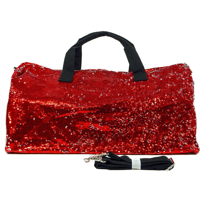 Sequin Wholesale Duffle Dance Cheer Bag