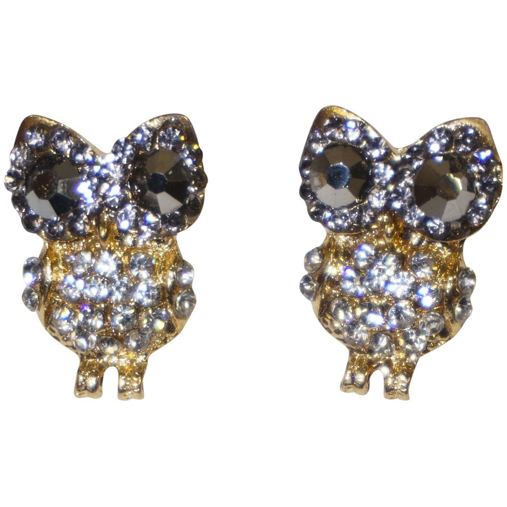 Owl Stud Earrings - jenzys.com