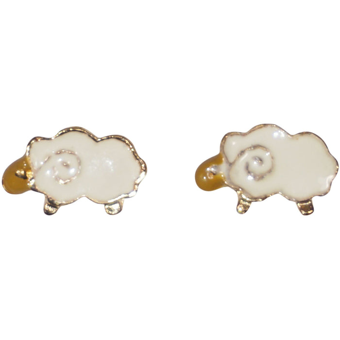 Sheep Stud Earrings - jenzys.com