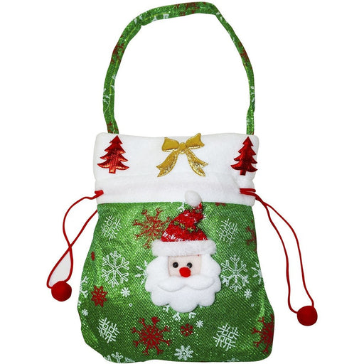 Drawstring Holiday Gift Bag - jenzys.com
