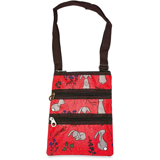 Jenzys Bunny Rabbit Cross Body Bag - jenzys.com