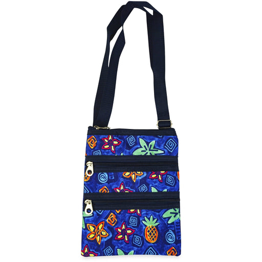 Jenzys Tropical Stars Cross Body Bag - jenzys.com