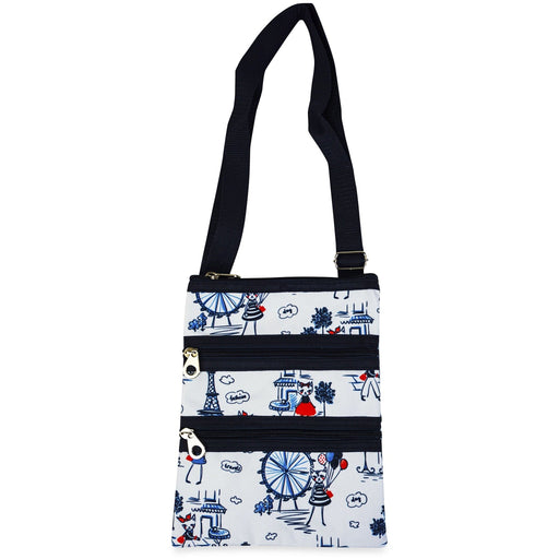 Jenzys Cats Cross Body Bag - jenzys.com
