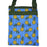 Jenzys Pineapple Print Cross Body Bag - jenzys.com