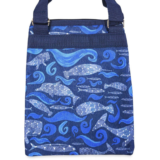 Jenzys Ocean Life Cross Body Bag - jenzys.com