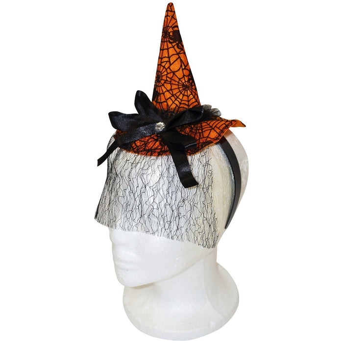 Halloween Witches Hat Headband - jenzys.com