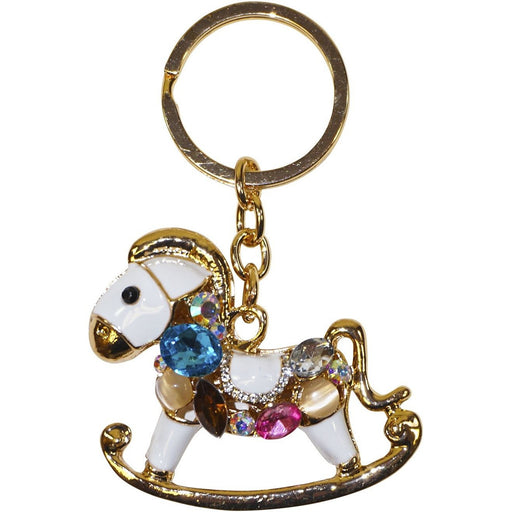 Rocking Horse Key chain