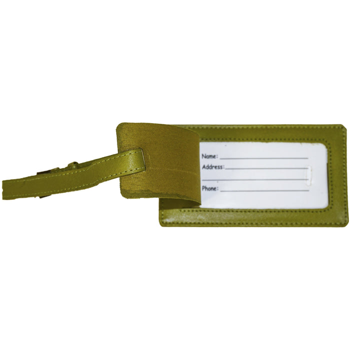 Leather Luggage Tags - jenzys.com