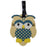 Owl Luggage Tag - jenzys.com