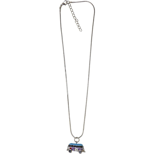Van Bus Whimsical Necklace - jenzys.com