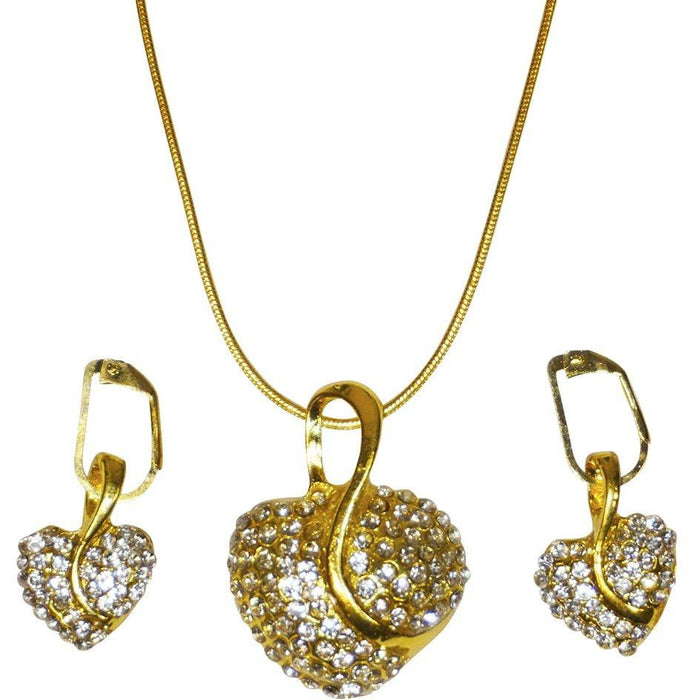 Heart Necklace Set - jenzys.com