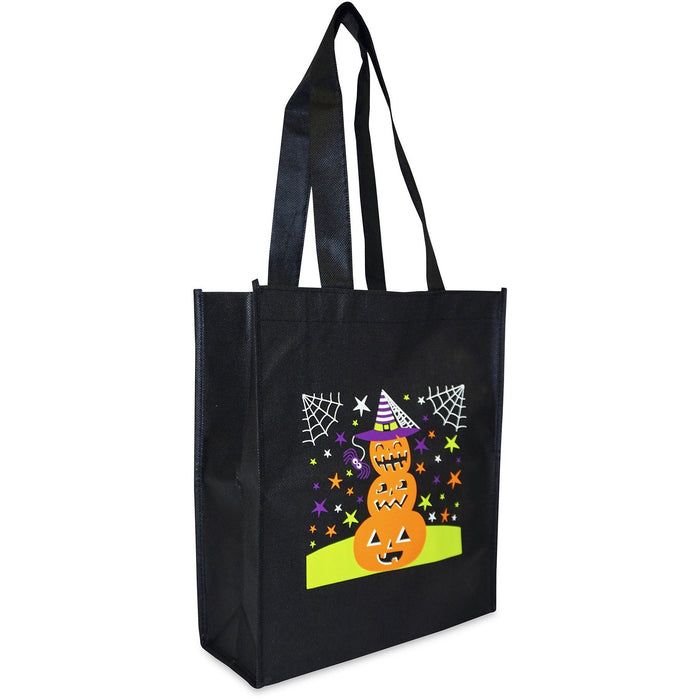 Pumpkin Trick or Treat Tote Bag - jenzys.com