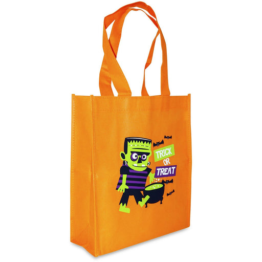 Frankenstein Trick or Treat Tote Bag - jenzys.com