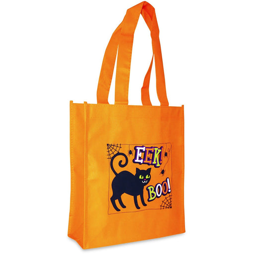 Cat Trick or Treat Tote Bag