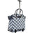 Chevron Rolling Laptop Bag - jenzys.com