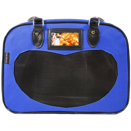 Solid Pet Carrier Purse - jenzys.com