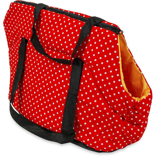 Polka Dot Pet Carrier