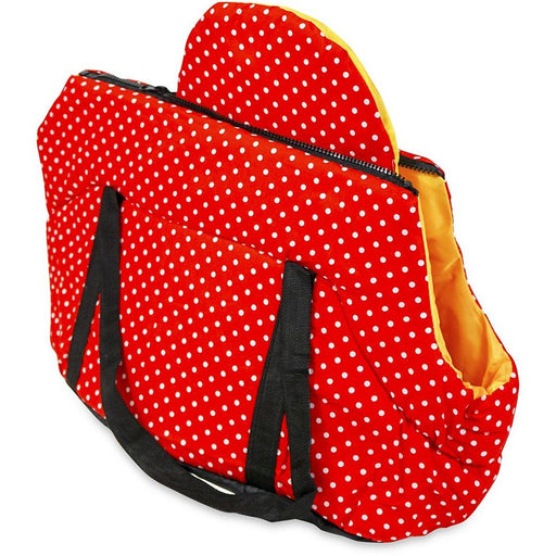 Polka Dot Pet Carrier - jenzys.com