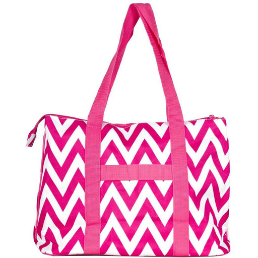 Ever Moda Chevron X-Large Tote Bag - jenzys.com