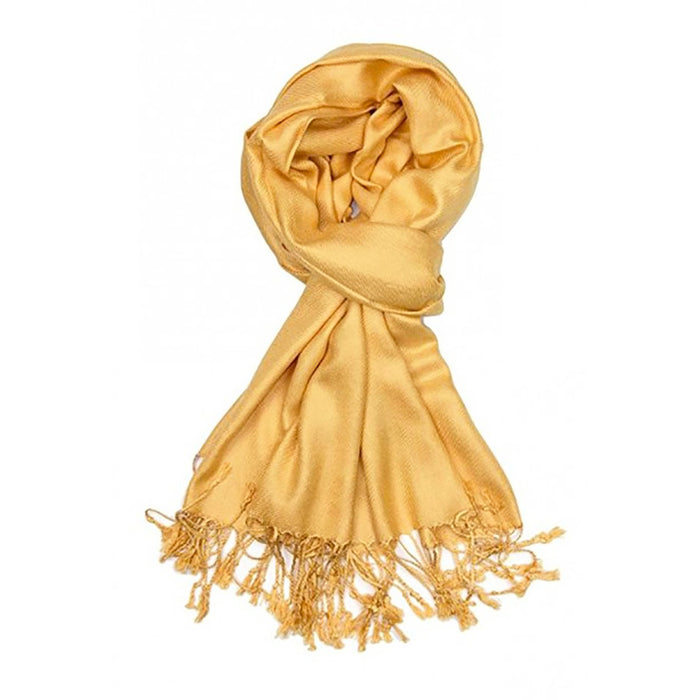 Fashion Pashmina Shawl Scarf - 28 inches x 64 inches - jenzys.com