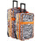 Zebra Luggage Set - jenzys.com