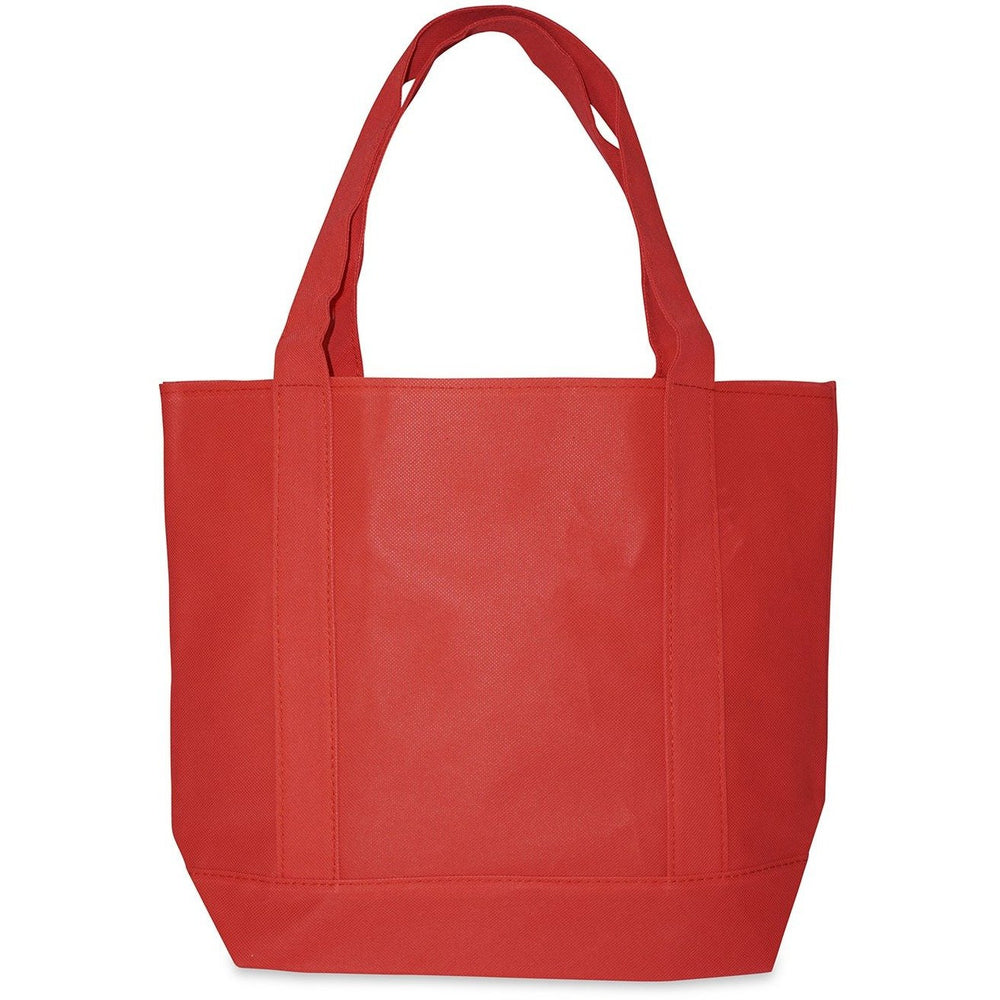 Solid Canvas Tote Bag - jenzys.com