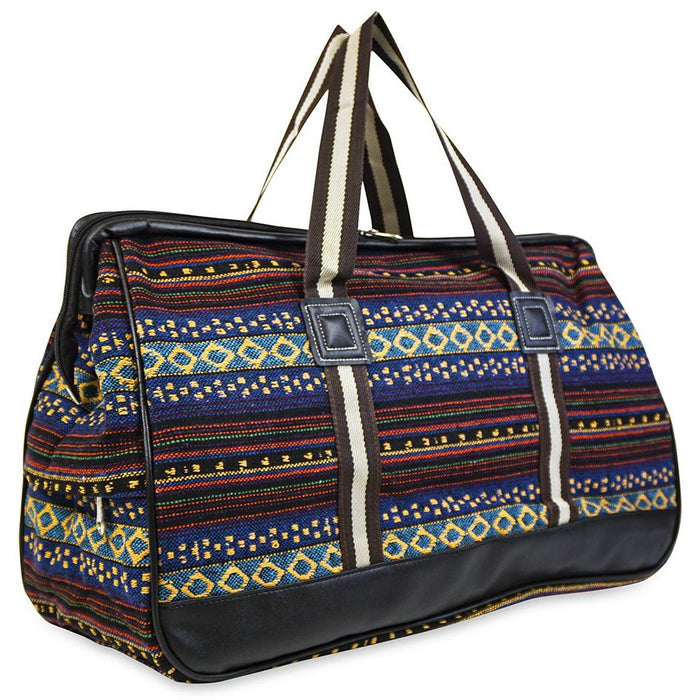 Aztec Travel Bag - jenzys.com