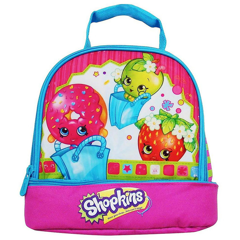 Shopkins Insulated Lunch Bag - jenzys.com