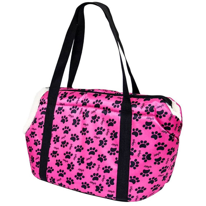 Paw Print Pet Carrier