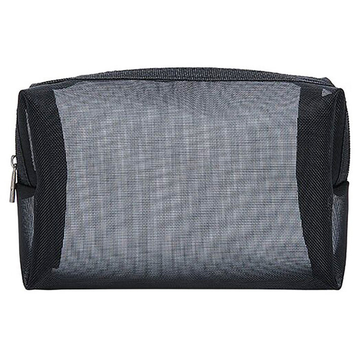 Mesh Cosmetic Makeup Bag