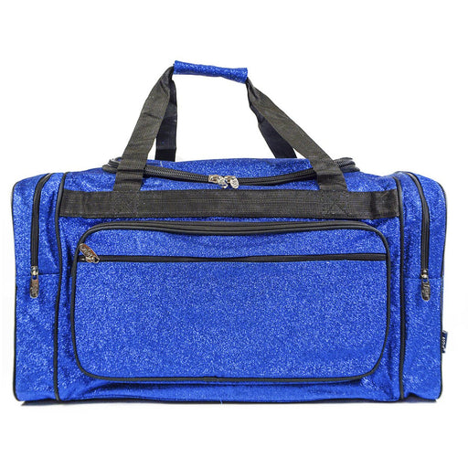Glitter Duffle Carrying Bag