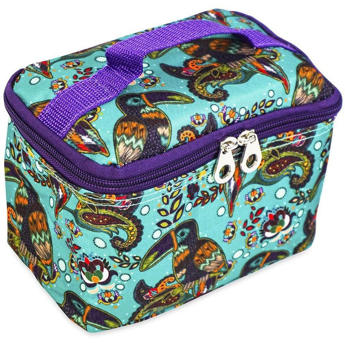 Toucan Makeup Bag - jenzys.com
