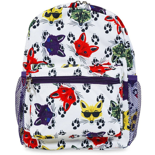 Jenzys Fox Mini Backpack - jenzys.com