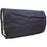 Solid Black Hanging Travel Toiletry Bag - jenzys.com