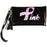 Black Breast Cancer Awareness Wallet - jenzys.com
