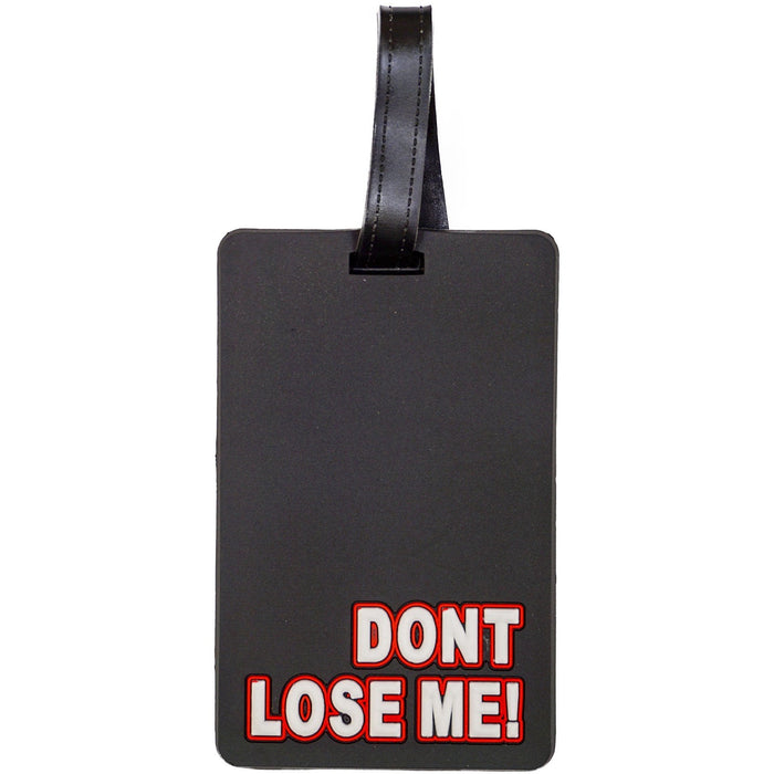 Don't Loose Me Luggage Tag - jenzys.com