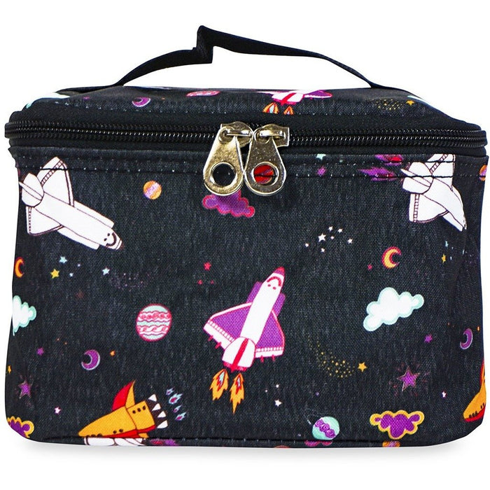 Jenzys Outer Space Cosmetic Makeup Case - jenzys.com