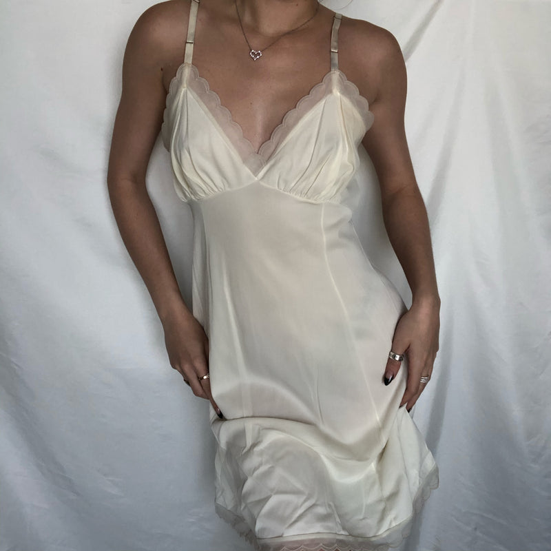 White Negligee